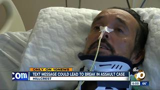 Hillcrest man partially paralyzed after attack - Video