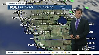 Forecast: More sunshine today with mild temperatures