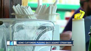 42 businesses agree to dump plastic straws on Clearwater Beach - Video