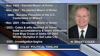 A timeline of Brent Coles' time in office