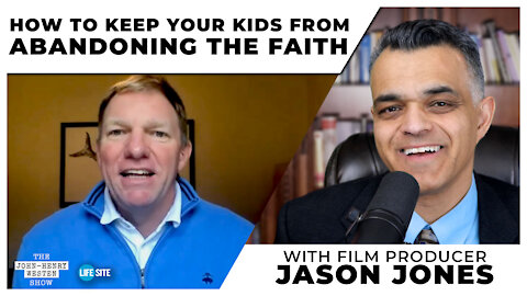 How to prevent your kids from abandoning the faith