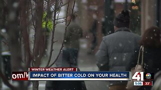 Winter weather impacts people, roads in Kansas City