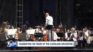 The Cleveland Orchestra celebrates 100 years of world-class excellence