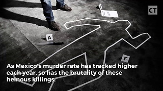 Murders in Mexico Show Why U.S. Needs the Border Wall - Video