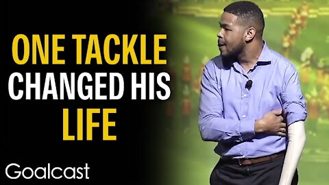 Inky Johnson Was Nfl Bound When One Play Changed His Life | Goalcast