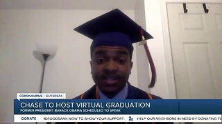 Chase puts on virtual graduation for HBCUs all across America