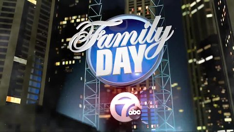 Channel 7 Family Day kicks off at the Detroit Auto Show