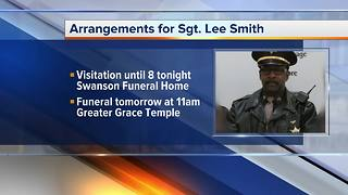 Funeral arrangements announced for Wayne County Sheriff's sergeant hit and killed while jogging - Video