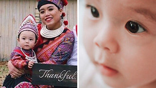 Kairi Yang Becomes First Gerber Spokesbaby of Hmong Descent