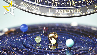 This Amazing Luxury Watch Does Much More Than Tell You The Time - Video