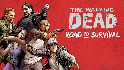 The walking dead - Road to survival