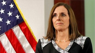 Senator Martha McSally: I Was Raped In The Air Force