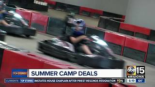 Check out these deals on summer camps
