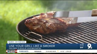 Consumer Reports: Use your grill like a smoker