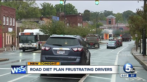 'Road diet' on Kenmore Boulevard in Akron gets mixed reviews from residents and business owners