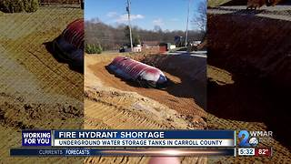 Fire Hydrant Shortage - Video
