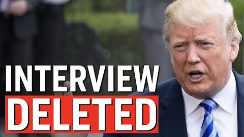 YouTube Takes Down New Trump Interview; Anti-White Racism At American Schools | Facts Matter