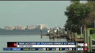 Indecent exposure near Shell Point retirement community - Video