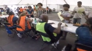 Long wait for disaster relief - Video