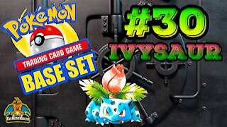 Pokemon Base Set #30 Ivysaur | Card Vault