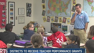 Districts to receive district performance grants - Video