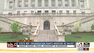 NAACP issues travel advisory for Missouri
