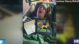 Packer Fan Final Wish - Video