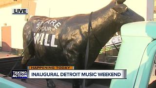Retailers Ready for Detroit Music Weekend - Video