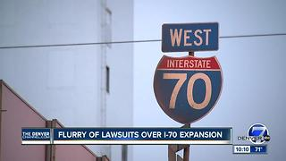 CDOT moves ahead with I-70 expansion project despite opposition - Video