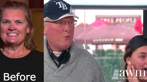 Retired Nurse Gets Selected For An Ambush Makeover And It Does Not Disappoint