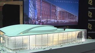 Cuyahoga County will finance half of Q arena renovations - Video
