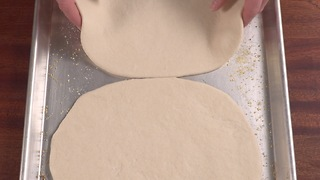 2-Ingredient Pizza Dough - Video