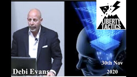 The Ramblings Series – Debs tells me all about Dr Giordano and Transhumanism