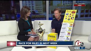 John Andretti discusses Race for Riley - Video