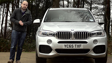 2015 BMW X5 Hybrid review