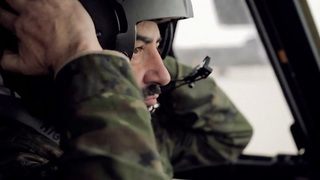 We Are NATO – the Spanish helicopter pilot, Rescue Under Fire