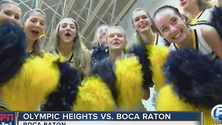 Boca knocks off Olympic Heights - Video