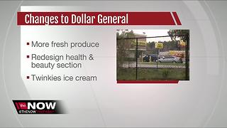 Changes coming to Dollar General