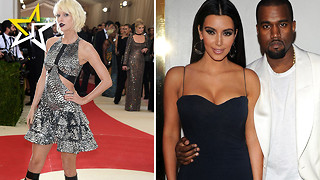 Kim Kardashian Talks About The On-Going Kanye West And Taylor Swift Feud - Video