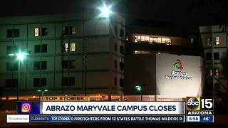 Abrazo to close Maryvale hospital on Dec. 18 - Video