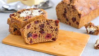 Irish Halloween treat: Barmbrack tea cake - Video