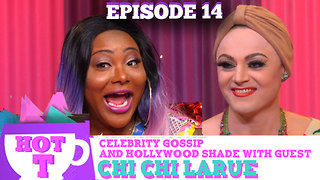 TAMMIE BROWN & TS MADISON RETURN TO HOT T! Celebrity Gossip & Hollywood Shade Season 3 Episode 14 - Video