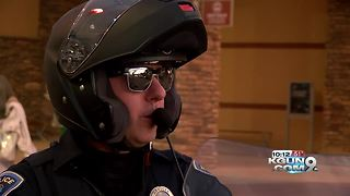 Marana Police increase their patrolling efforts throughout business areas - Video