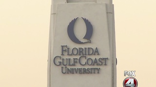 Gay slur keyed into car of FGCU student - Video
