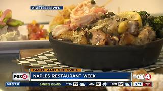 Naples Restaurant Week for Humane Society - Video