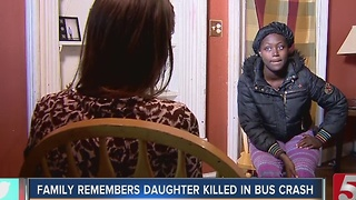 Families Mourn Loss Of Children Killed In Bus Crash