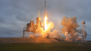 SpaceX brings KSC's Launch Complex 39A back to life with flight of CRS-10 - Video