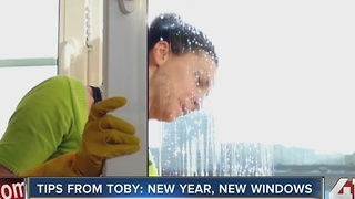 Tips from Toby: new year, new windows - Video