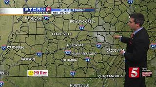 Henry's Early Morning Forecast: Wednesday, June 14, 2017 - Video