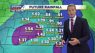 Brian Niznansky's Wednesday morning Storm Team 4cast